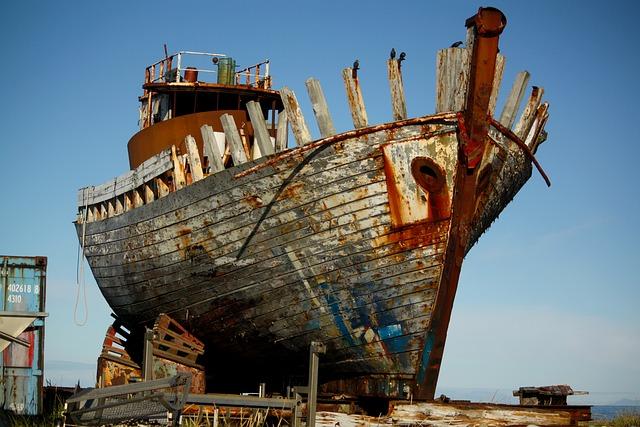 Kdy je čas opustit loď?